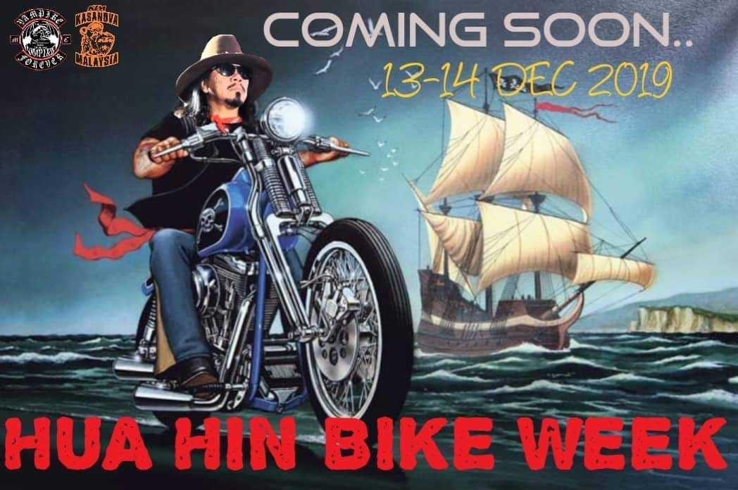 Hua Hun Bike Week 2019.
