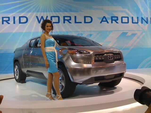 IMG_0162.jpg /2009 Bangkok Motor Show, any feedback ?/General Discussion / News / Information/  - Image by: