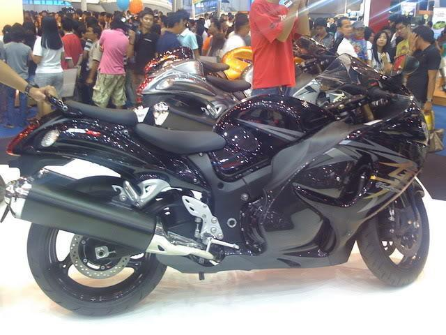 IMG_0287.jpg /2009 Bangkok Motor Show, any feedback ?/General Discussion / News / Information/  - Image by: