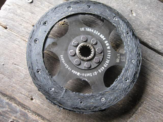 IMG_1484.jpg /BMW Dry clutch,, or so you thought/Technical/  - Image by: