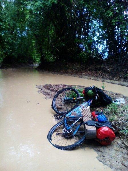 IMG_20150101_073358-600x800.jpg /First Mud Of The Rainy Season. Savannakhet To Thalang(khammouane). June,2016./Mountain Biking - Road  Trip Reports/  - Image by: