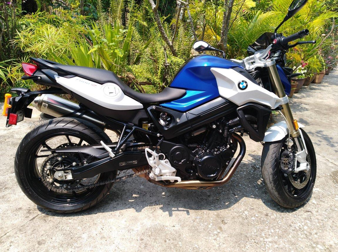 For Sale Beautiful Late 2015 Bmw F800r Gt Rider Motorcycle Forums