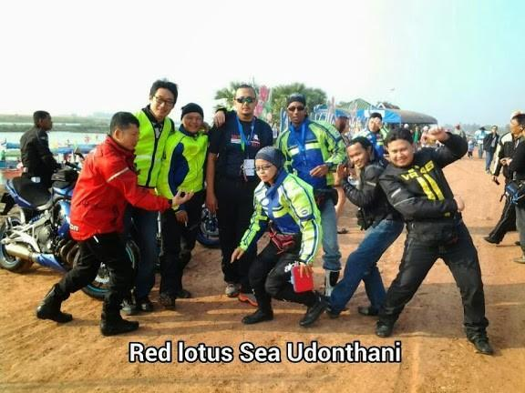 IMG_6052.jpg /Ride to sea of red lotusses - Kumphawapi district Part 3 Udon Thani Intl Air  Bike/N.E. Thailand Motorcycle Trip Report Forums/  - Image by:
