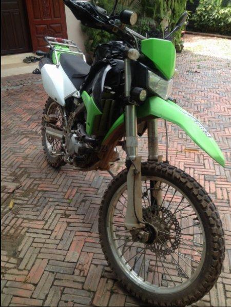 2009 fuel injected kawasaki klx 250 80,000 baht gt rider Ford Fuel Injection Harness at reclaimingppi.co