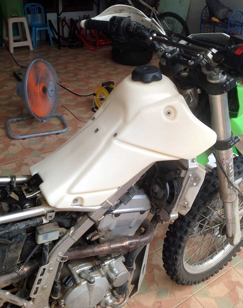 D Tracker/KLX 250 Owners Thread | GT-Rider Motorcycle Forums
