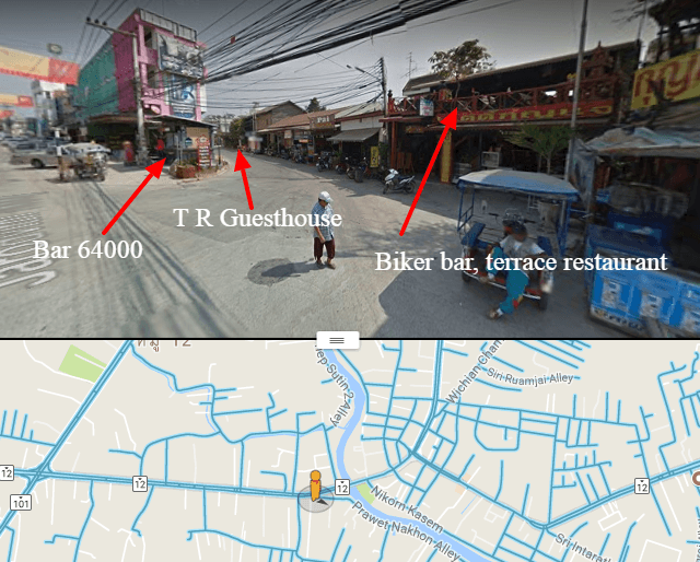 Jarodvithi Thong   Google Maps.