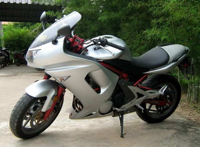 KawasakiNinja650Rc.jpg /sorry, not bike related - hotmail problems/General Discussion / News / Information/  - Image by: