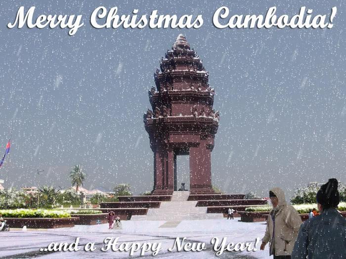 Khmer-Xmas.