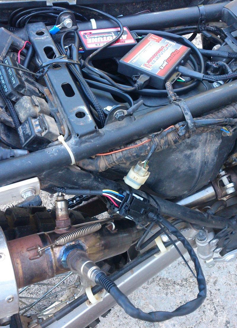 KLX330PCVAutotune.jpg /Installing a Kawasaki KLX 330cc Kustom Kraft Big Borel a DIY guide./Technical/  - Image by: