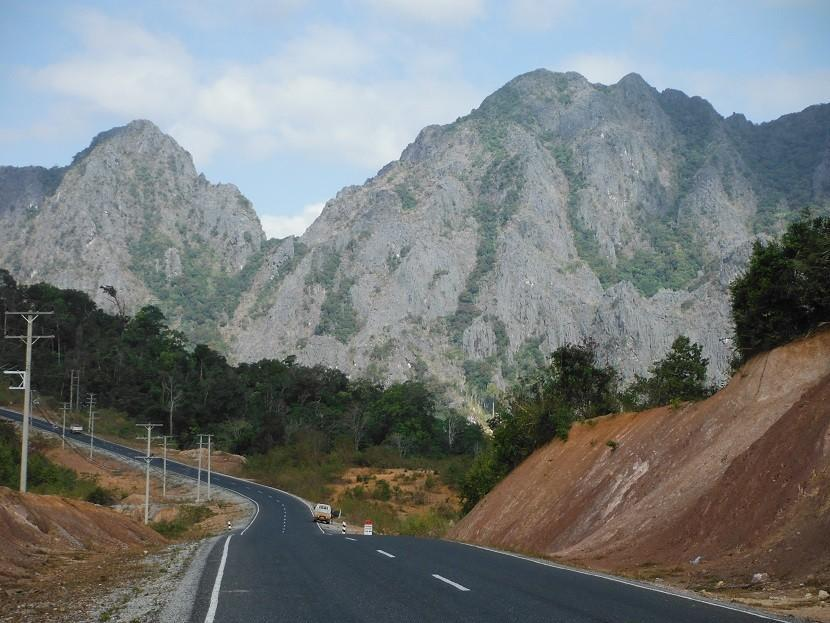 LaosMotorcycleLakXao1.jpg in Update on the road that goes south from Phonsavan to HWY 8 at Lak Ha. from  Moto-Rex at GT-Rider Motorcycle Forums