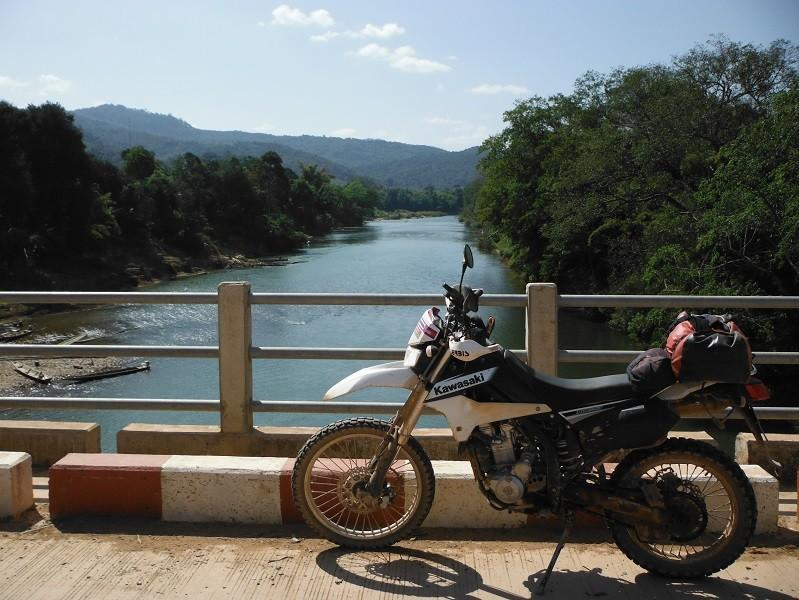 LaosMotorcycleLakXao5.jpg in Update on the road that goes south from Phonsavan to HWY 8 at Lak Ha. from  Moto-Rex at GT-Rider Motorcycle Forums