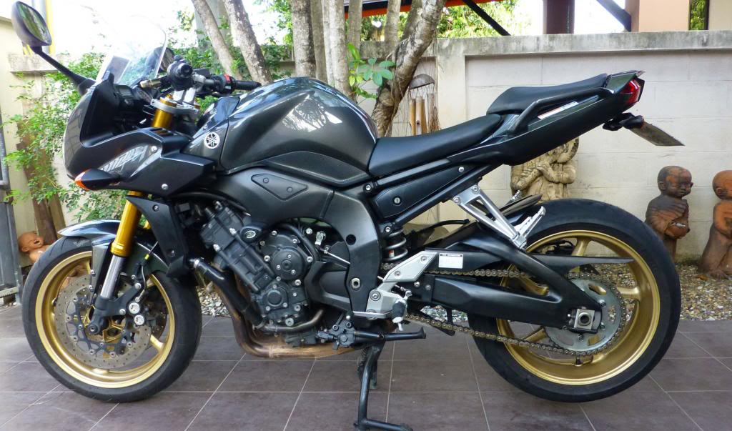 LHS.jpg /SOLD Yamaha FZ1 2008. Excellent condition/Motorcycle Buy & Sell - S.E. Asia/  - Image by: