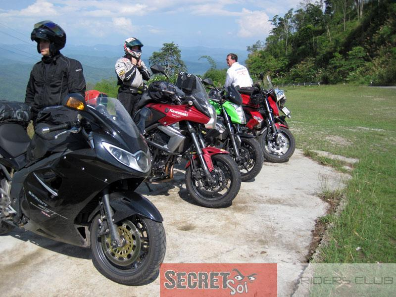 May2ndBikes2SSR.jpg /SSR Hooligans invade the Golden Triangle!/Festivals &  Events - S.E. Asia/  - Image by: