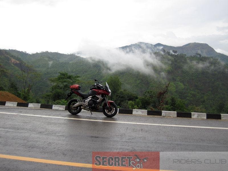 May7Versys105aSSR.jpg /SSR Hooligans invade the Golden Triangle!/Festivals &  Events - S.E. Asia/  - Image by:
