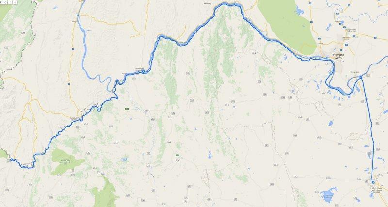Mekong Run.
