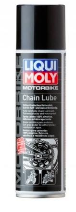 Motorbike Chain Lube.