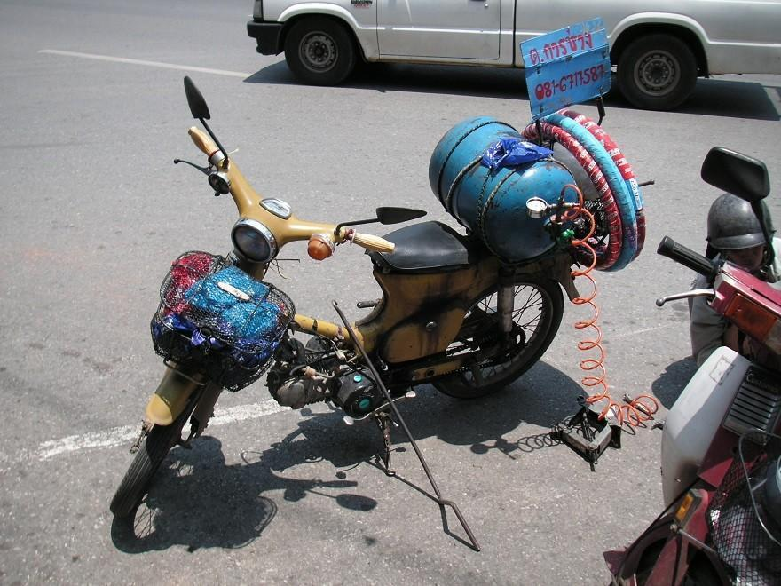 MotorcycleThailandMaeSai.