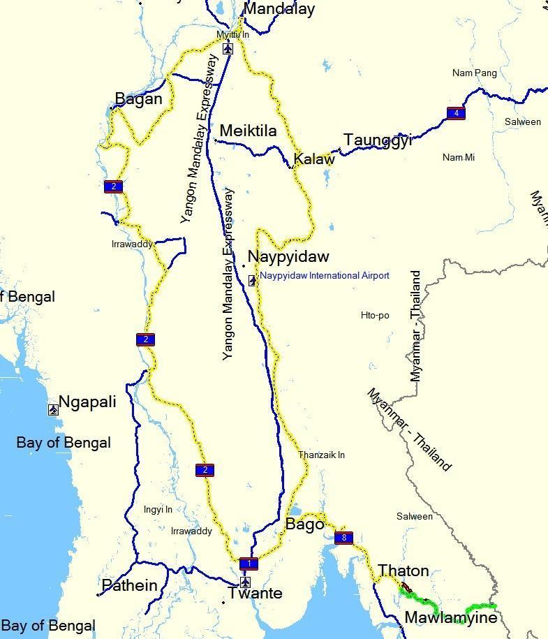 Myanmar-Route-Map.