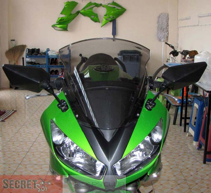 Ninja250RMirrorsonEX650SSR.