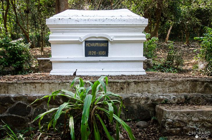 NK7_0727.jpg /Revisiting Henri Mouhot's shrine, near Luang Prabang/Laos Road  Trip Reports/  - Image by:
