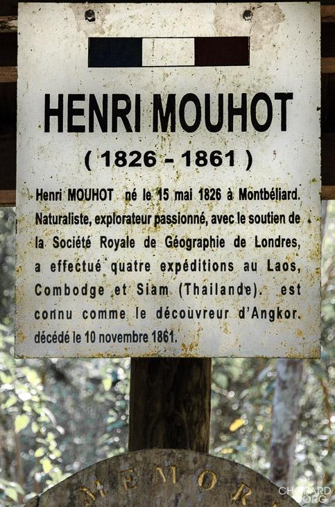 NK7_0735.jpg /Revisiting Henri Mouhot's shrine, near Luang Prabang/Laos Road  Trip Reports/  - Image by:
