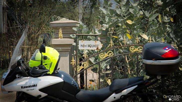 NK7_0825.jpg /Revisiting Henri Mouhot's shrine, near Luang Prabang/Laos Road  Trip Reports/  - Image by: