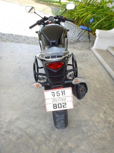 P1020454.jpg /Black Honda CBR 250 R, ABS, 16000km. 89k baht OBO. Chiang Mai area./Motorcycle Buy & Sell - S.E. Asia/  - Image by: