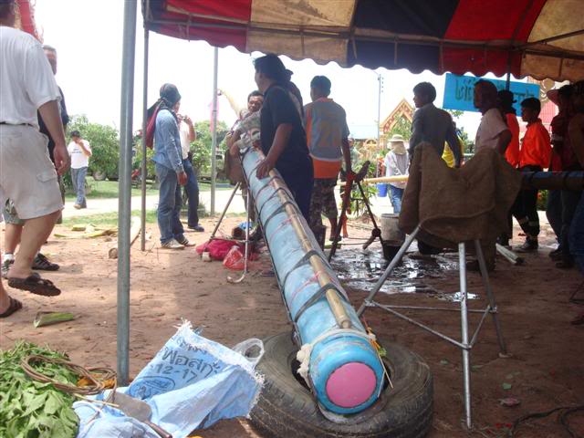 RocketFestival016Small.jpg /Si Sa Ket Rocket Festival!/N.E. Thailand Motorcycle Trip Report Forums/  - Image by: