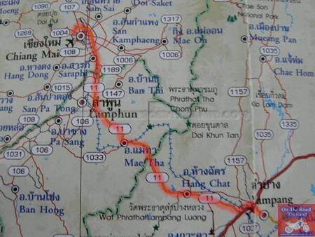 RouteMap-ChiangMaitoLampangLeg.jpg