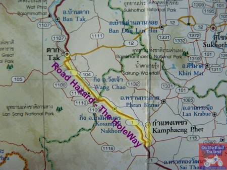 RouteMap-TaktoKamphaengPet.