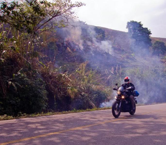 ScramFire3LR.jpg /Mae Sot Loop  on to Umphang/Touring Northern Thailand - Trip Reports Forum/  - Image by:
