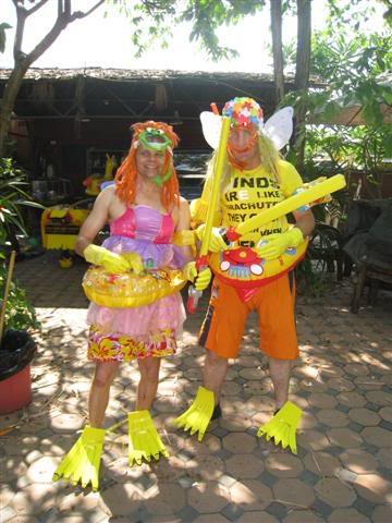 Songkran022.jpg /Songkran day, the gt riders way/Northern Thailand - General Discussion Forum/  - Image by: