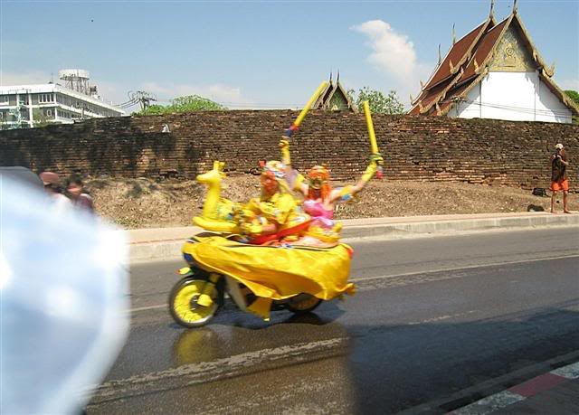 Songkran030.jpg /Songkran day, the gt riders way/Northern Thailand - General Discussion Forum/  - Image by:
