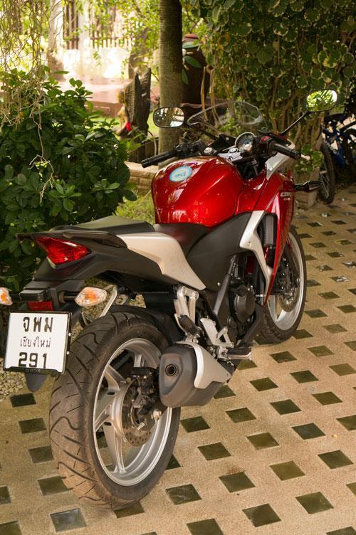 2012 Honda CBR250R ABS - For Sale in Chiang Mai | GT-Rider