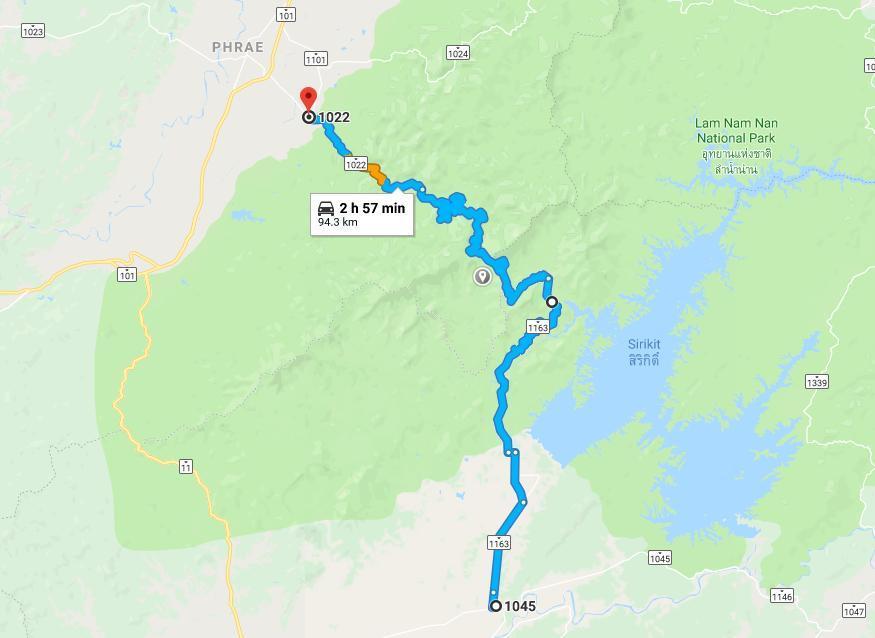 uttarradit-to-phrae-via-the alpine-route.