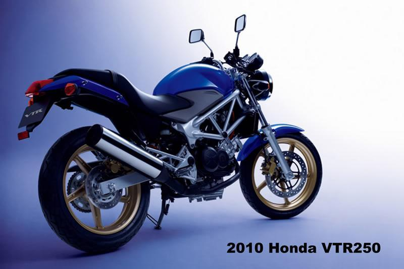Honda VTR250 - Truth or Rumour? | GT-Rider Motorcycle Forums